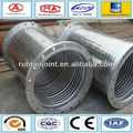 Stainless steel braid metal flexible hose coupling manufacture