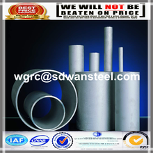 Trade Assurance Supplier sche 40 stainless steel pipe steel type 304 and 316