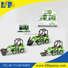 3 Assort Die Cast Farm Tractor ,New Friction Die Cast Farm Truck,High Quality Die Cast Car Toy