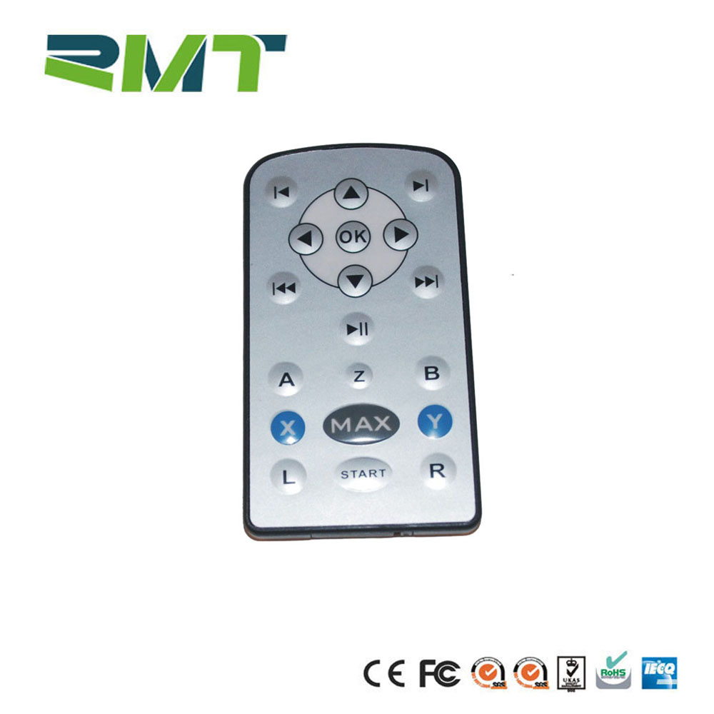 Infrared Wireless 8 Meters Transmit IR Extender Add Button Battery 2 KEY newmax 774 mini hd tv remote control