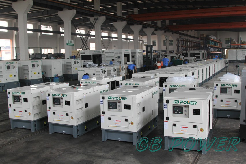 100kVa soundproof genset with Deutz engine