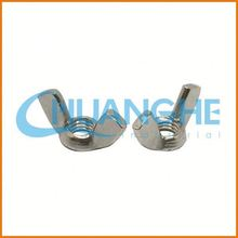 china supplier hardware nanjing wing nut dimensions