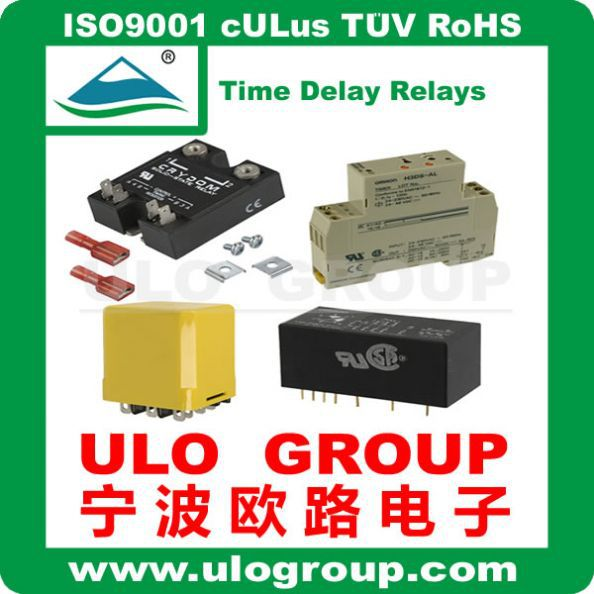 ULO Group time delay relay