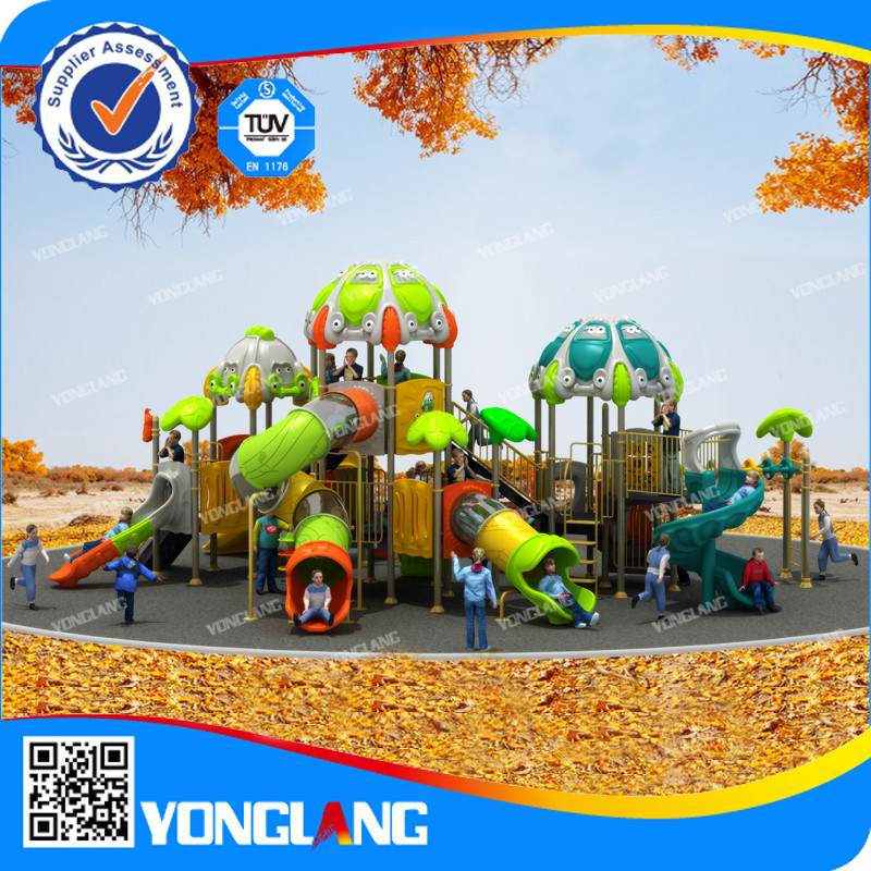 Indoor playground product inflatable big play area kids soft playground