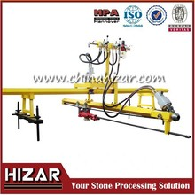 HZY-6core drill machine, diamond rock, marble, granite and concrete core cutting machine