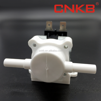 CNKB connecting rod one way inlet water solenoid valve for RO machine