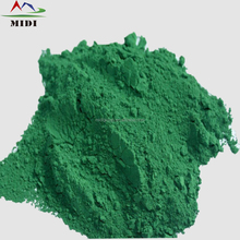 Pigment Iron Oxide Red Green dye