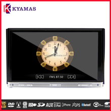 OEM 7'' Universal WinCE 6.0 OS Car GPS with DVD Player Car Multi Media