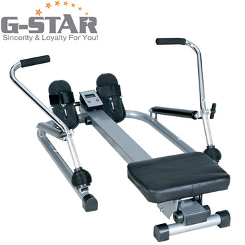 GS-403B-1 Popular selling Elastic indoor rowing machine for Home Use 360 full motion