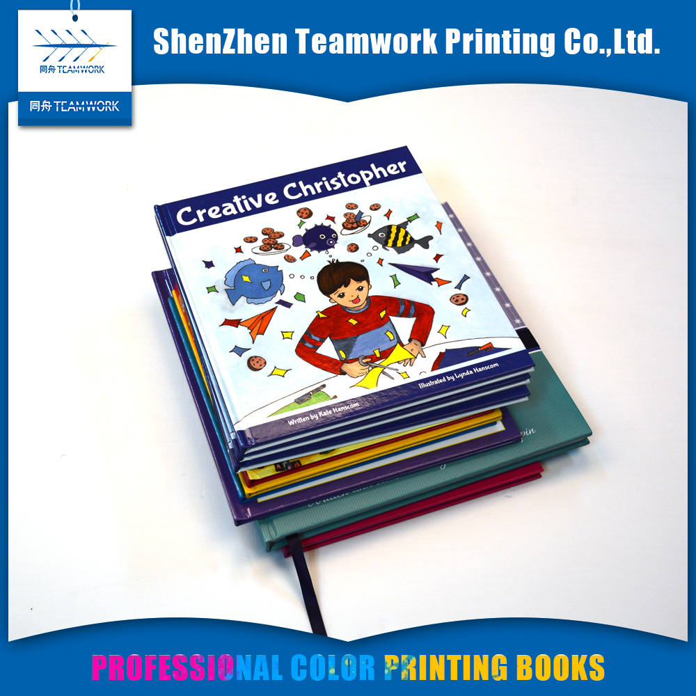 Good Price Top Quality Cartoon Picture Children Story Book Printing