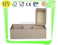 2015 new storage tray, unfinished wood packing tray wholesale