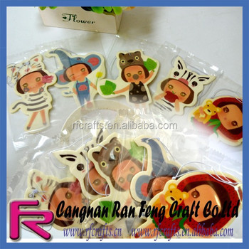 2015 Promotional Hanging Paper Car Freshener
