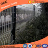 Pvc Coated Black Fence Panels For Garden/ Wire Mesh Fence Wholesale