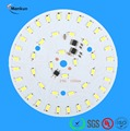 LED bulb lamp modules series 3//5/7/9W 220V AC alumium base pcb mounted 2835/5730 leds Pritnted circuit board