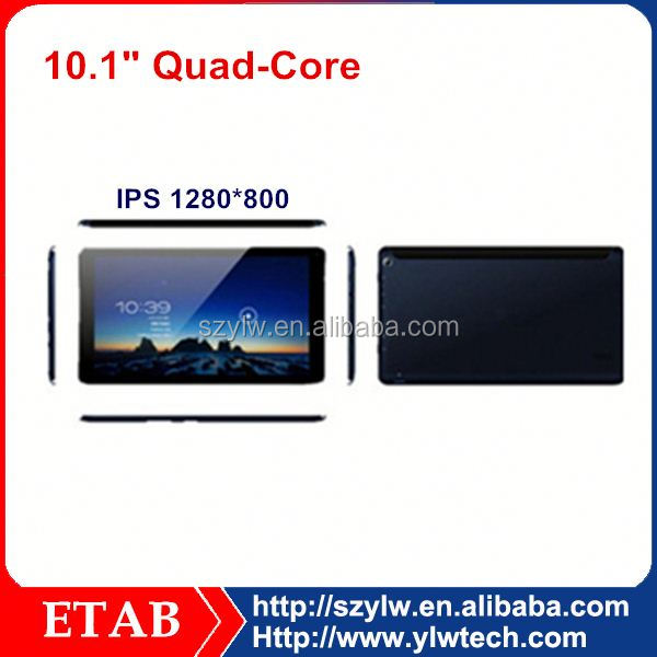 A31S Quad core 1024*600 screen,1G+8G,android <strong>tablet</strong> 10.1 inch