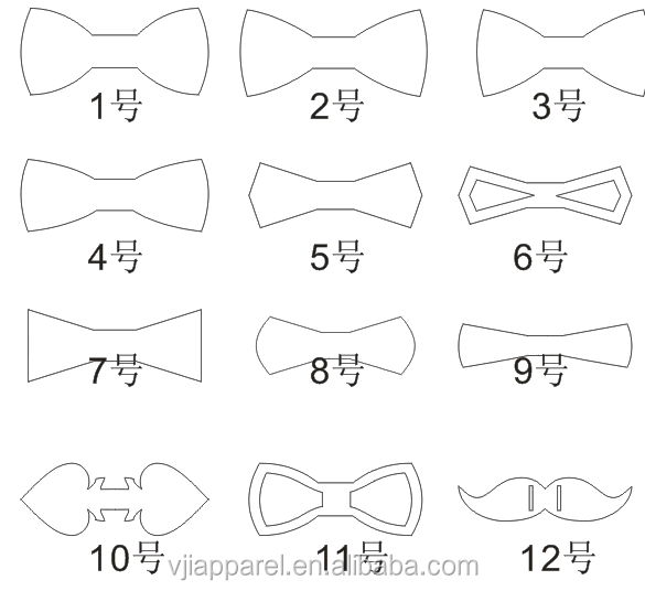wholesale handmade mens bow ties two guys wooden tie