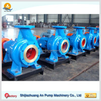 Horizontal Bare Shaft Centrifugal Water Pump