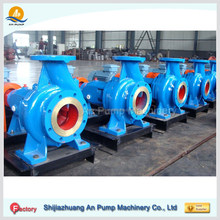 horizontal bare shaft centrifugal water pump for pump water