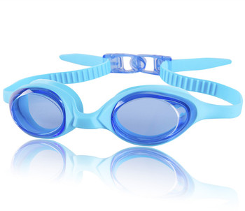 Multi color mix fast adjustable durable swimming goggles