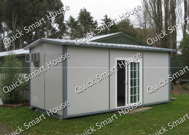 Golden supplier of prefab garden house 3 x 6m, your best choice as vocational village!