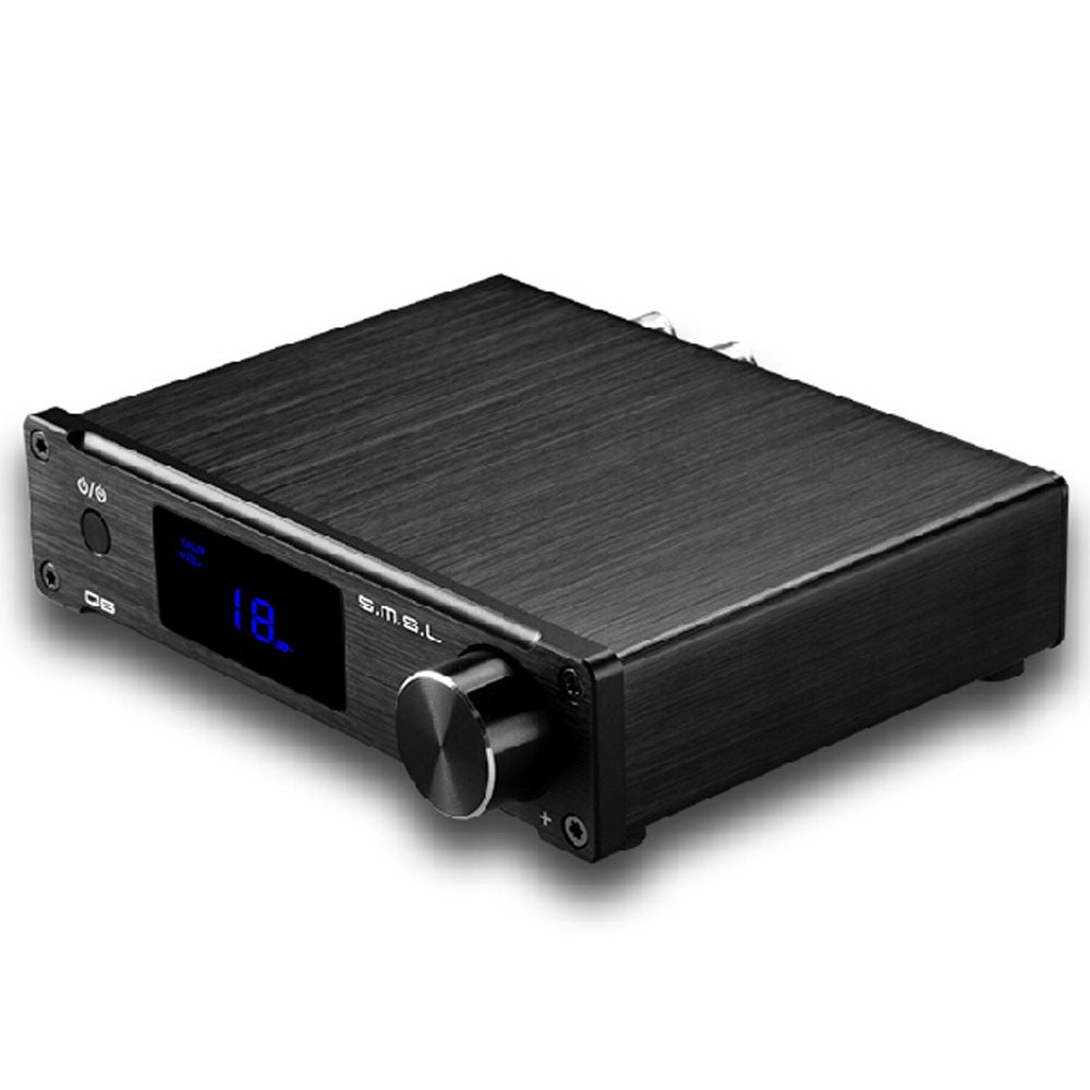 SMSL Q5 PRO 2x50W 192KHZ/24Bit Pure Digital Power Amplifier USB/COAXILAL/OPTICAL