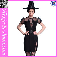 Lover-beauty Stylish Black Nature Fancy Dress Costumes