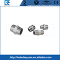 "3/4"" NPT male stainless steel pipe fittings Hex.Nipple"