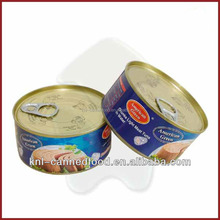 canned mackerel fish meat in vegetable oil 170g