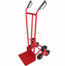 climbing stairs for high quality stair six wheel hand trolley