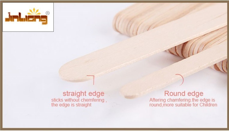 High Quality Wooden Ice cream sticks art and craft