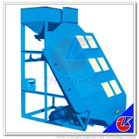High efficient TLYL lump-ore dry magnetic separator machine