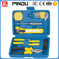 mini portable electrical complete auto tool box set
