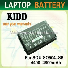 Best Price high quality Laptop battery SQU-504 Black For LENOVO 410M 410 E280