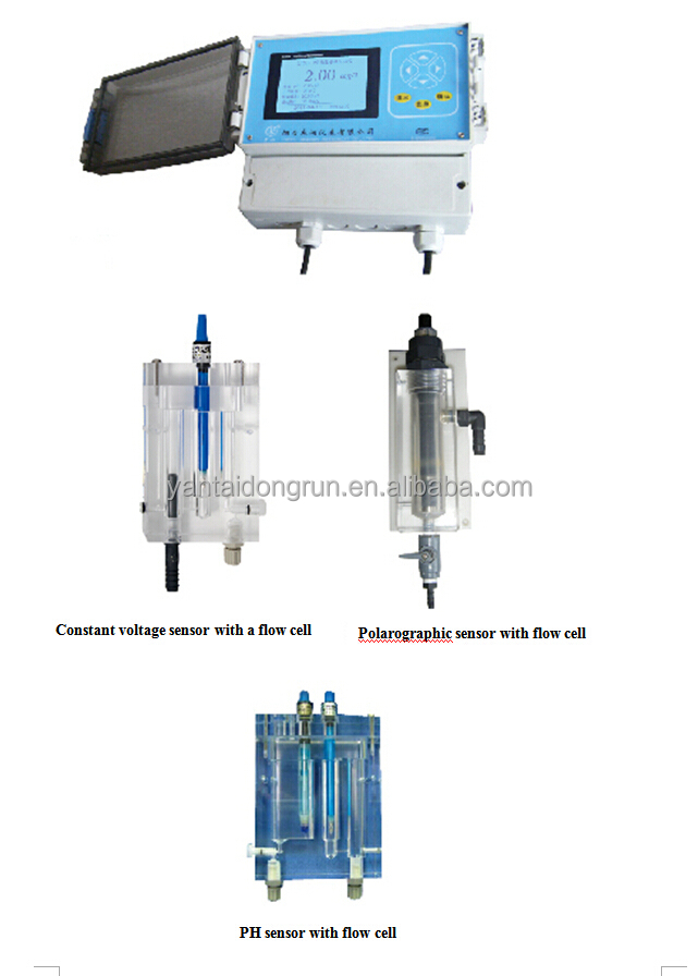 Factory Price 4 20ma Electronic Chlorine Tester Buy Electronic Chlorine Tester Factory Price