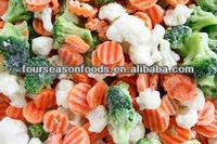 All kinds IQF/Frozen mixed vegetables