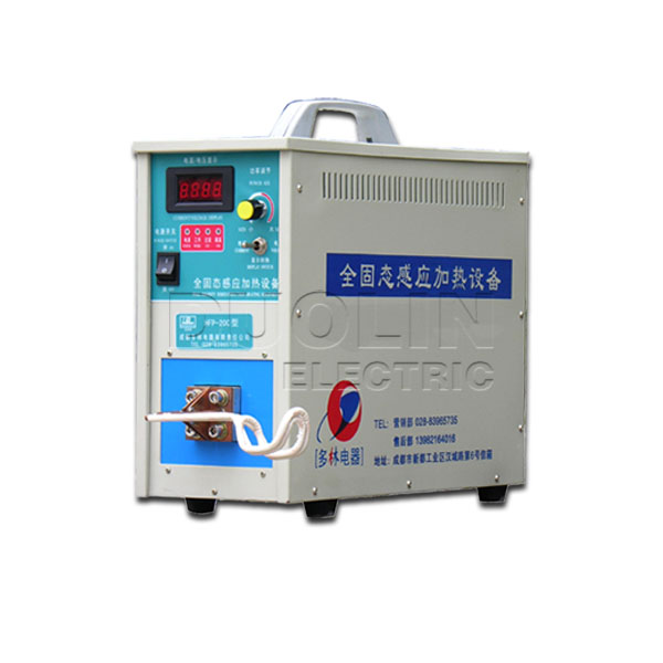 induction brazing machine for carbide tips