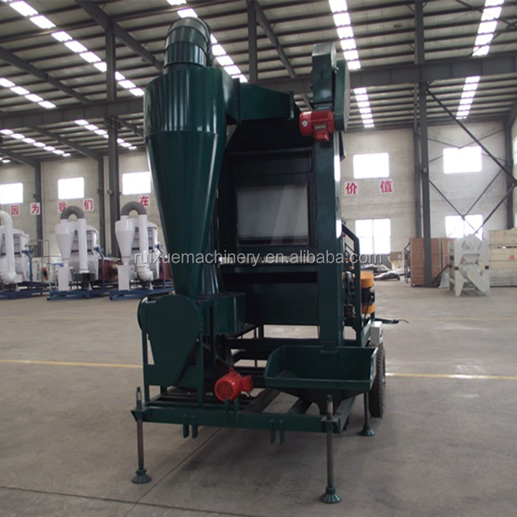 grain seed cleaning machine