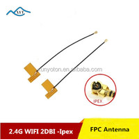 Factory Price 2dbi tablet pc wifi internal antenna