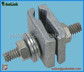 High quality D Cable Lashing Clamp