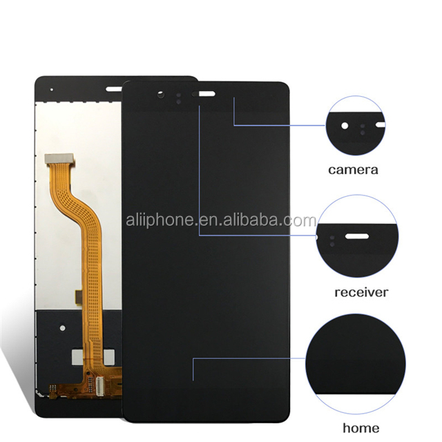 Factory price mobile LCD digitizer for Huawei p9 LCD screen replacement