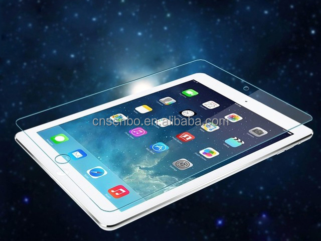 Golden supplier! 0.33mm high clear anti-fingerprint for Apple iPad 2/3/4 tempered glass screen protector welcome oem/odm