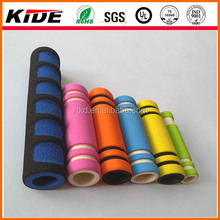 Colored rubber pipe foam grips cylindrical foam tubing manufacturer