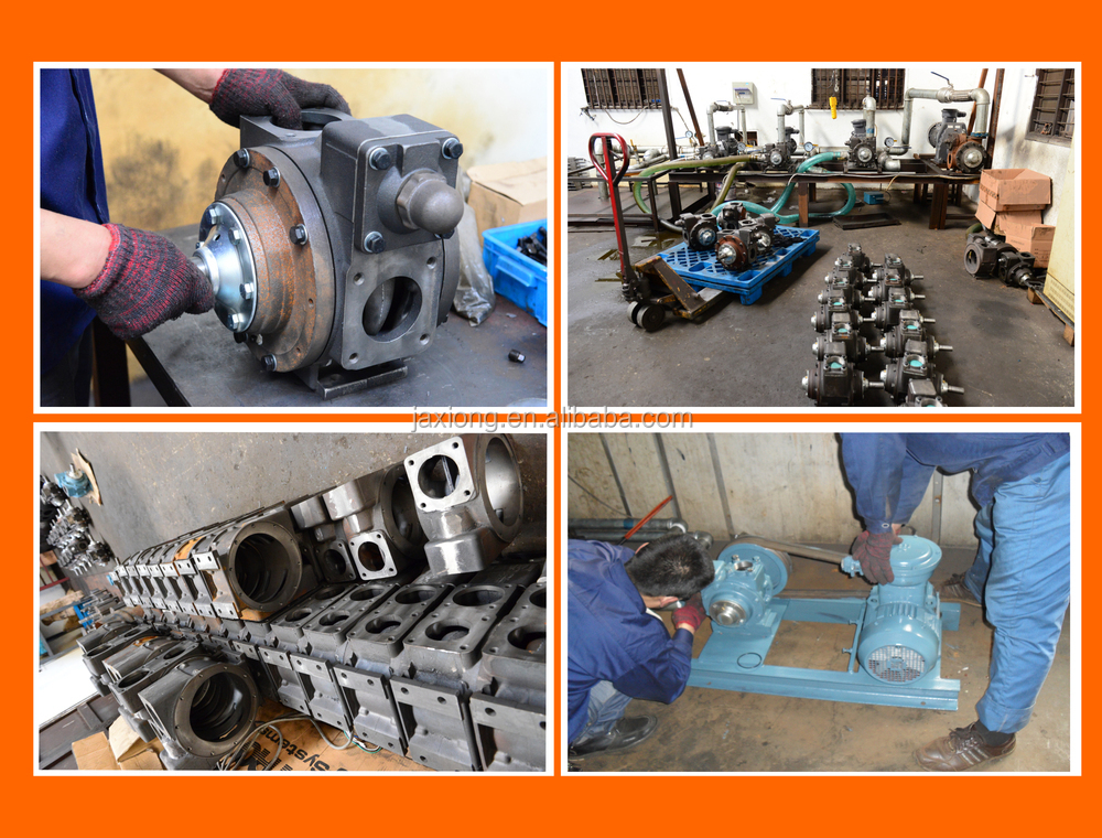 Truck pump/Sliding vane pump/YB series sliding vane pump
