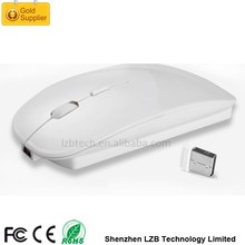 BMW-05 Super Slim Rechargeable 3D Bluetooth Optical Mouse Driver Free Custom Logo Wireless Mouse