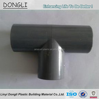 pvc pressure fitting high temperature pipe fittings