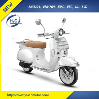 New style retro 150cc gas scooter for sales with 4-stroke air cooled