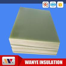 Cheap price customized color electrical plastic epoxy glass fiber sheet