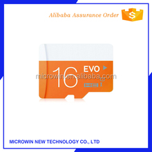 factory stock class 10 16gb micro memory sd card