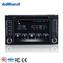 universal 2 din car dvd player for toyota