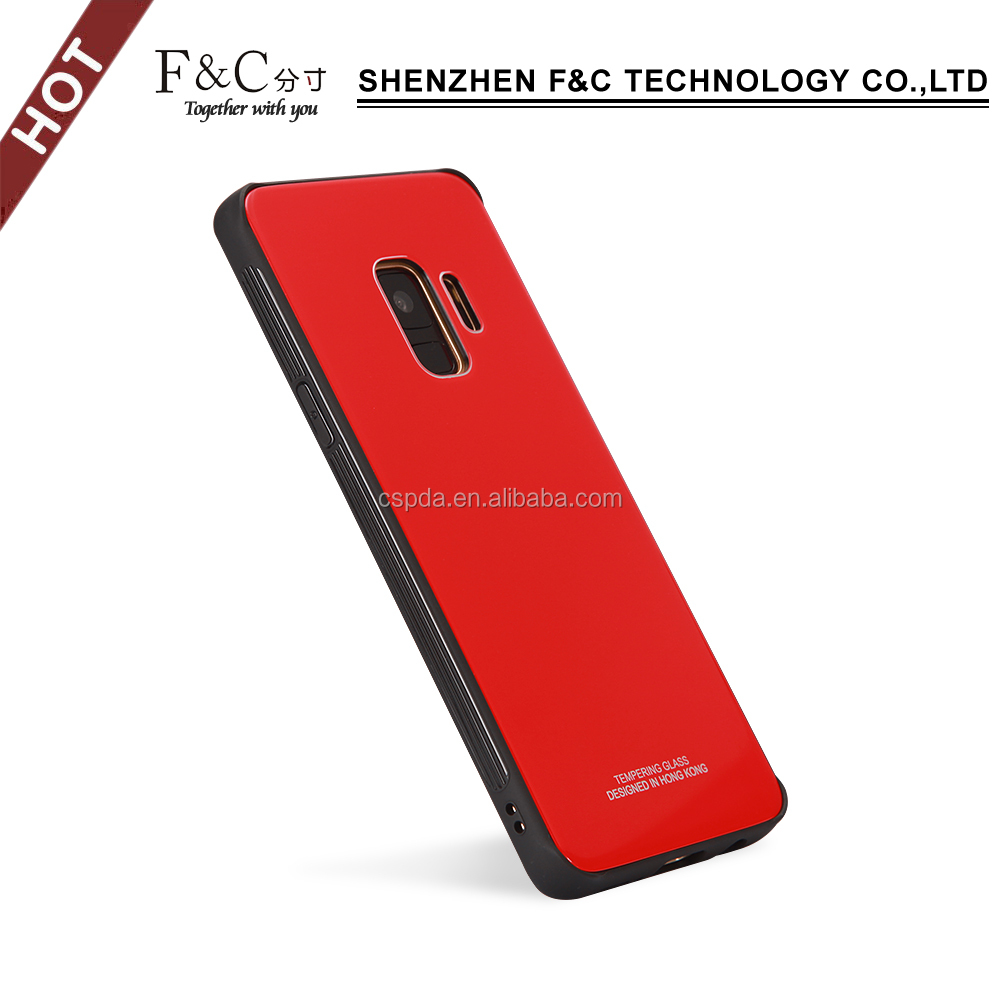2018 trending products mobile smartphones accessories for samsung galaxy s9 ultra thin hard pc shockproof case
